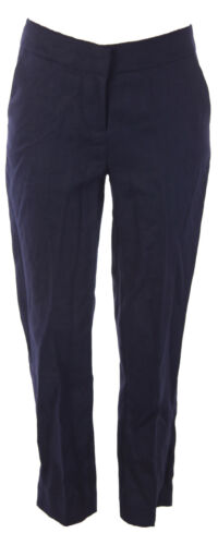 BODEN Women/'s Navy Sorrento Ankle Skimmer Pants WM360 $89 NWOT