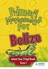 Primary Mathematics for Belize Infant Year 1 Pupil's Book Term 1 by Adam Greenstein (Paperback, 2008)