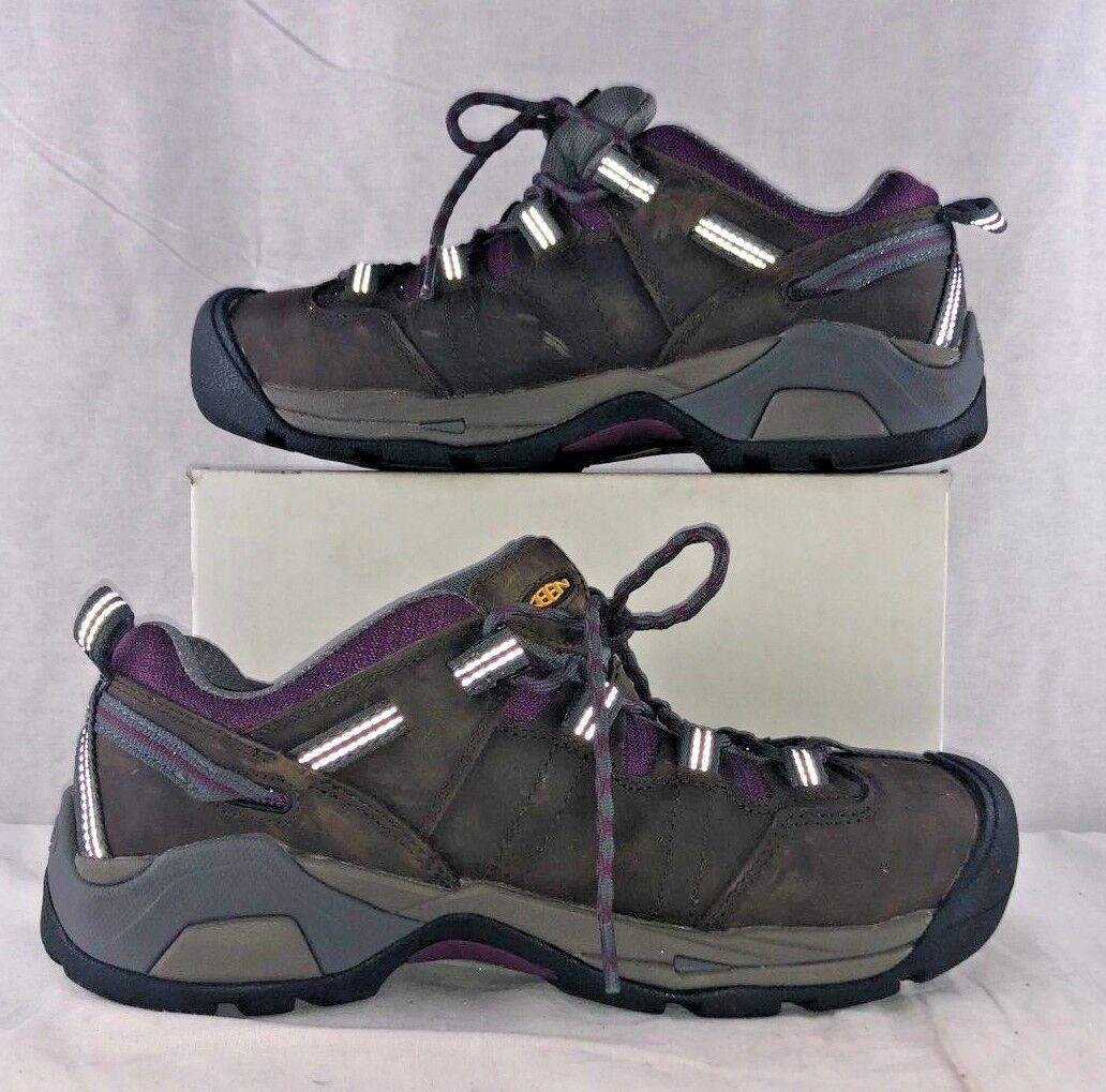 Keen utilidad para mujer Detroit XT Industrial Zapato Puntera De Acero 1020036 Talla 10 W
