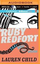 Ruby Redfort Take Your Last Breath by Lauren Child (2014, MP3 CD, Unabridged)