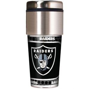 NFL-Oakland-Raiders-360-Wrap-Travel-Tumbler-Football-Fan-Coffee-Mug-Cup