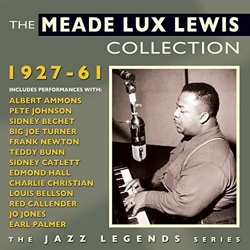 Meade Lux Lewis - Collection 1927-61 [New CD]