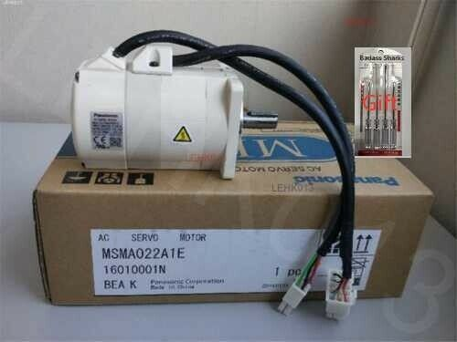 1PCS NEW  Panasonic MSMA022A1E  via DHL or EMS