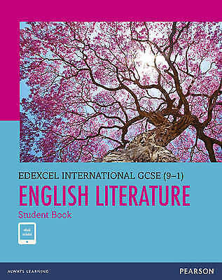 Edexcel International GCSE (9-1) English Literature Student Book: print and eboo