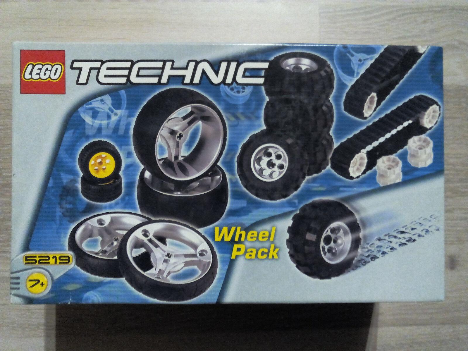 Lego Technic Technik 5219 Silber Wheel Multi Pack   NEU & OVP - UNGEÖFFNET