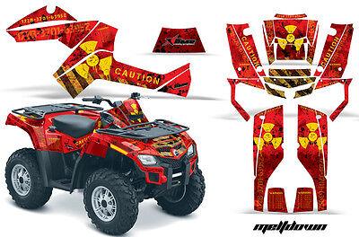 ATV Graphics Kit Decal Sticker Wrap For Polaris Sportsman 500//800 05-10 MELT Y R