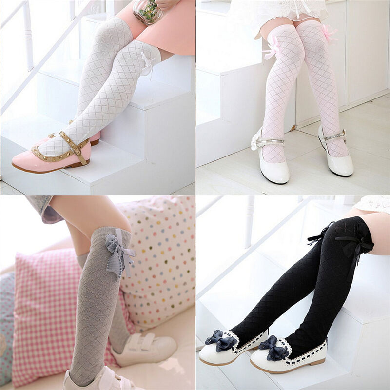 Women Cable Knit  Long Boot Socks Over Knee Thigh High School Girl StockingFDTS