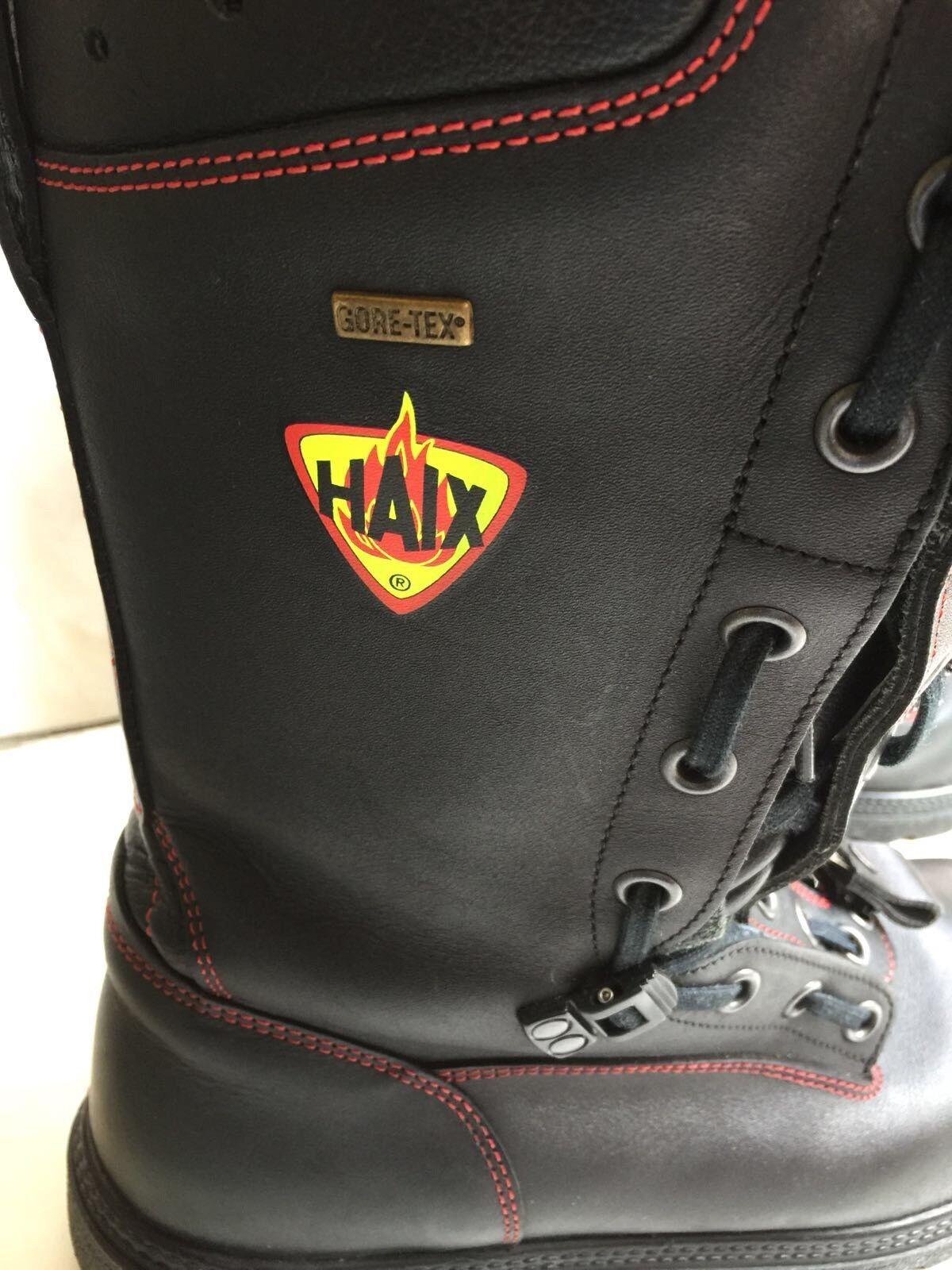 Haix Fire Flash Gore Tex S3 in Gr 40 40 40  4aa36c