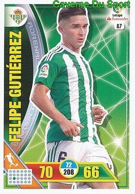 220 FELIPE MONTEIRO BRAZIL FC.PORTO CARTAO CARD ADRENALYN LIGA 2017 PANINI