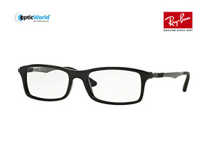 ad04b96a91 Ray-Ban RX7017 - Designer Spectacle Frames with Case (All Colours ...