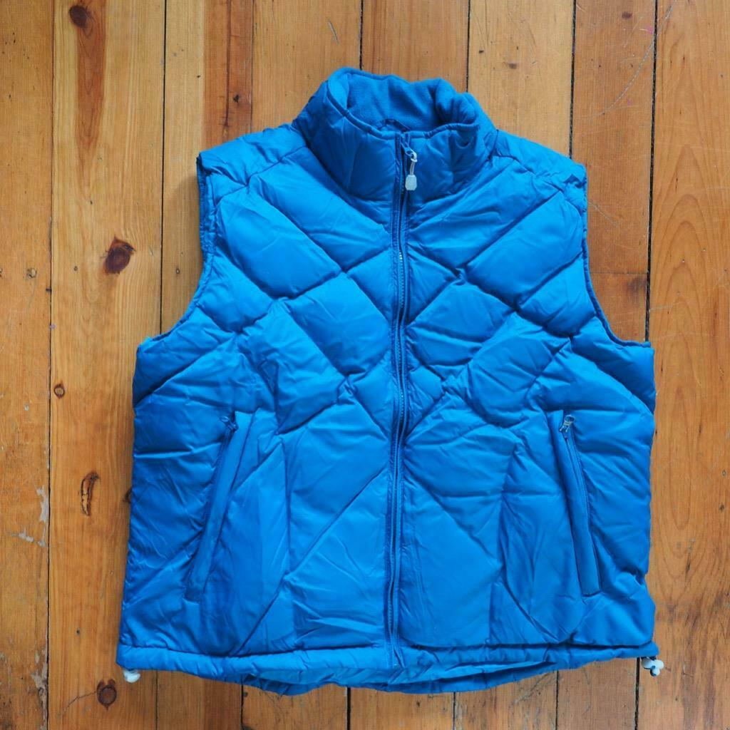 Cabela's Puffer Vest Size Womens Large bluee