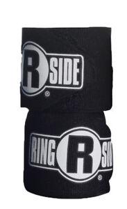 """Ringside Boxing Pro Mexicain Handwraps - 200"""" - Noir-afficher Le Titre D'origine 2019 Nouveau Style De Mode En Ligne"""