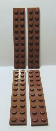 Plate 2 x 10 BROWN 3832 3832 LEGO Parts~ 4