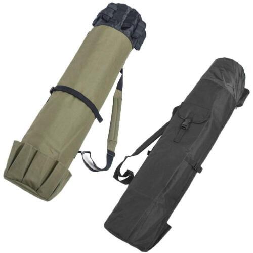 Angelrute Tasche Pole Reel Tackle Holder Tragetasche Reisewerkzeug