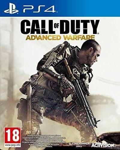 Call of Duty: Advanced Warfare (PS4) - MINT - Super FAST & QUICK Delivery FREE