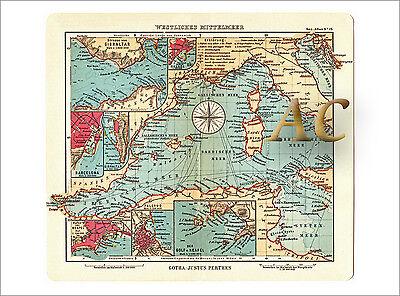11270 Seekarte Westliches Mittelmeer Italien Frankreich Marine