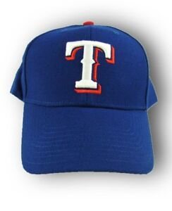 8921841d2a9 Image is loading MLB-Major-League-Baseball-Adjustable-MVP-Texas-Rangers-