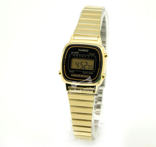 1 of 1 - -Casio LA670WGA-1D Digital Watch Brand New & 100% Authentic
