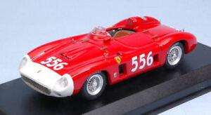 Ferrari 860 Monza # 556 3ème mm 1956 L. Musso 1:43 Modèle Art-modèle