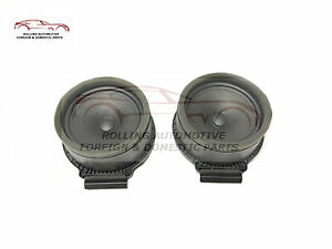 Details about Chevrolet Camaro Front Door Speaker New OEM 23268030 Boston Acoustics Pair 2pcs