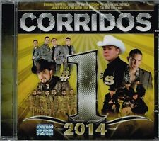 Various Artists - Corridos #1's 2014 / Various [New CD]