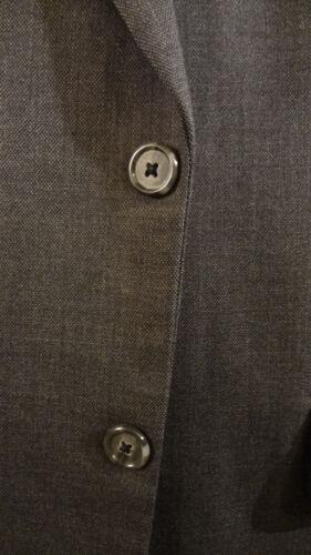 bottoni Enrico Gelini 2 grigio 35 28 Abito 41r scuro w7R7qOf