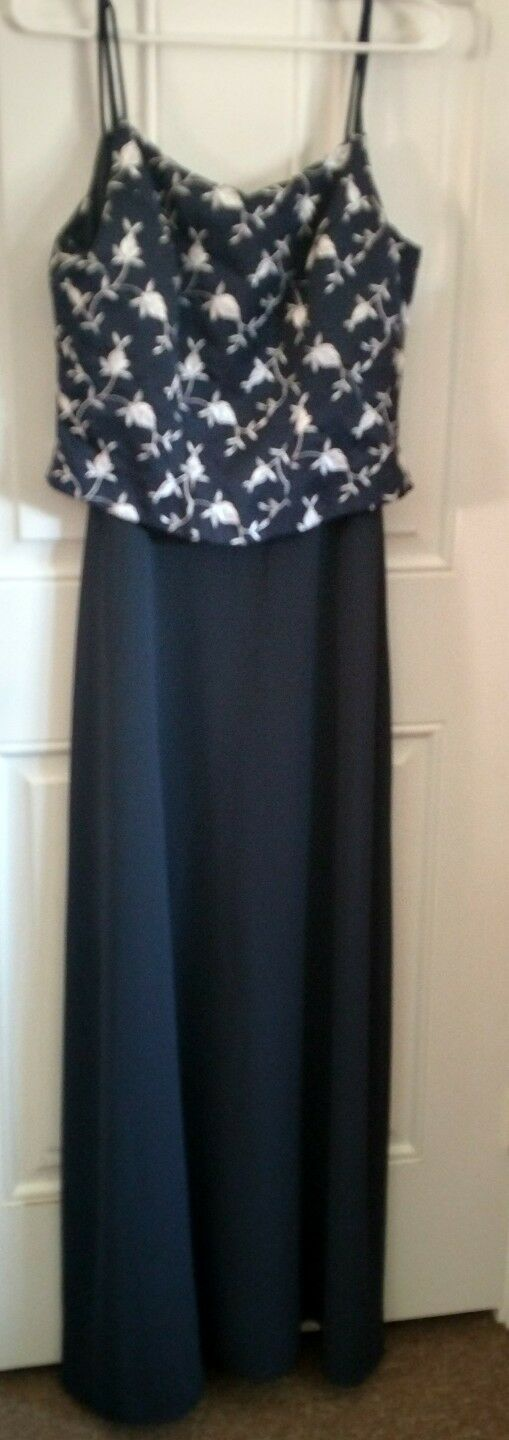 Jordan Size 11/12 Navy Mother of the Bride/ Bridesmaid/ Special occasion~ LQQK
