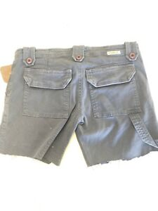 New-Frankie-B-Jeans-Cut-Into-Shorts-Size-2