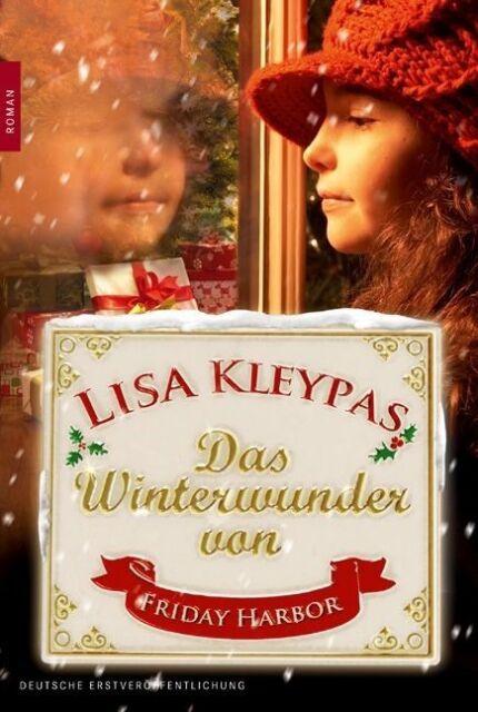 Das Winterwunder von Friday Harbor von Lisa Kleypas, UNGELESEN