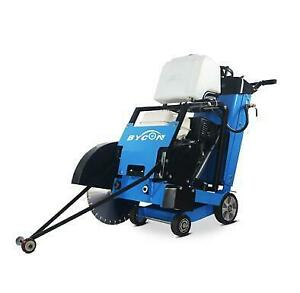 HOC DFS500 HONDA 13 HP CONCRETE FLOOR SAW + 2 YEAR WARRANTY + FREE SHIPPING Canada Preview