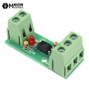 12V-1-Channel-PLC-Optocoupler-Isolation-Module-Input-80KHz-No-Din-Rail-Holder