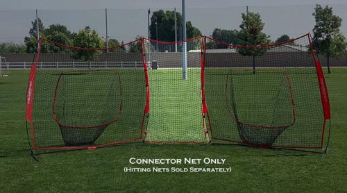 PowerNet Connector for 7x7 Hitting Nets 4x7 EXTENDER NET ONLY for Baseball