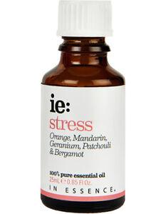 NEW In Essence Stress Oil Blend