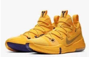 NEW Nike Kobe AD Lakers Pack Basketball