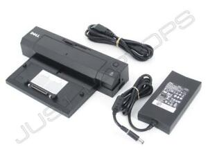 Dell Latitude E6430 Atg USB 2.0 Port Replikator Dockingstation Inc 130W PSU