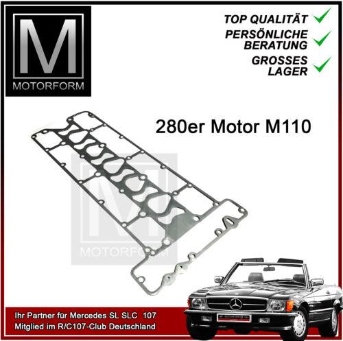 Dichtung Nockenwellengehäuse Zylinderkopf Mercedes M110 280SL 280E 1100160680