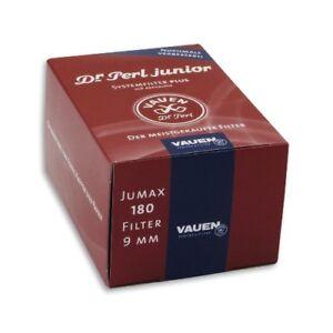 Kohle-Pfeifen-Filter-9-mm-180er-von-VAUEN-Dr-Perl