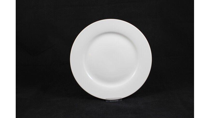 6,12 oder 48 Teller Teller Teller Flach Desserteller ca.19cm Porzellan Teller   Ästhetisches Aussehen  ebbc93