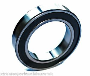 12x18x4w acier inoxydable scellée portant hautes performances 61701 2RS ° 6701