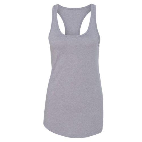 Womens RACER BACK Tank Top Light Weight Casual Basic A-Shirt Yoga Gym Workout