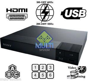 SONY-BDP-S1700-ALL-REGION-FREE-BLU-RAY-DVD-PLAYER-ZONE-A-B-C-amp-DVD-0-9-USB