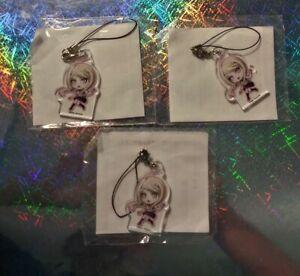 Danganronpa V3:Killing Harmony Akamatsu Kaede Amami Rantarou Acrylic Keychain