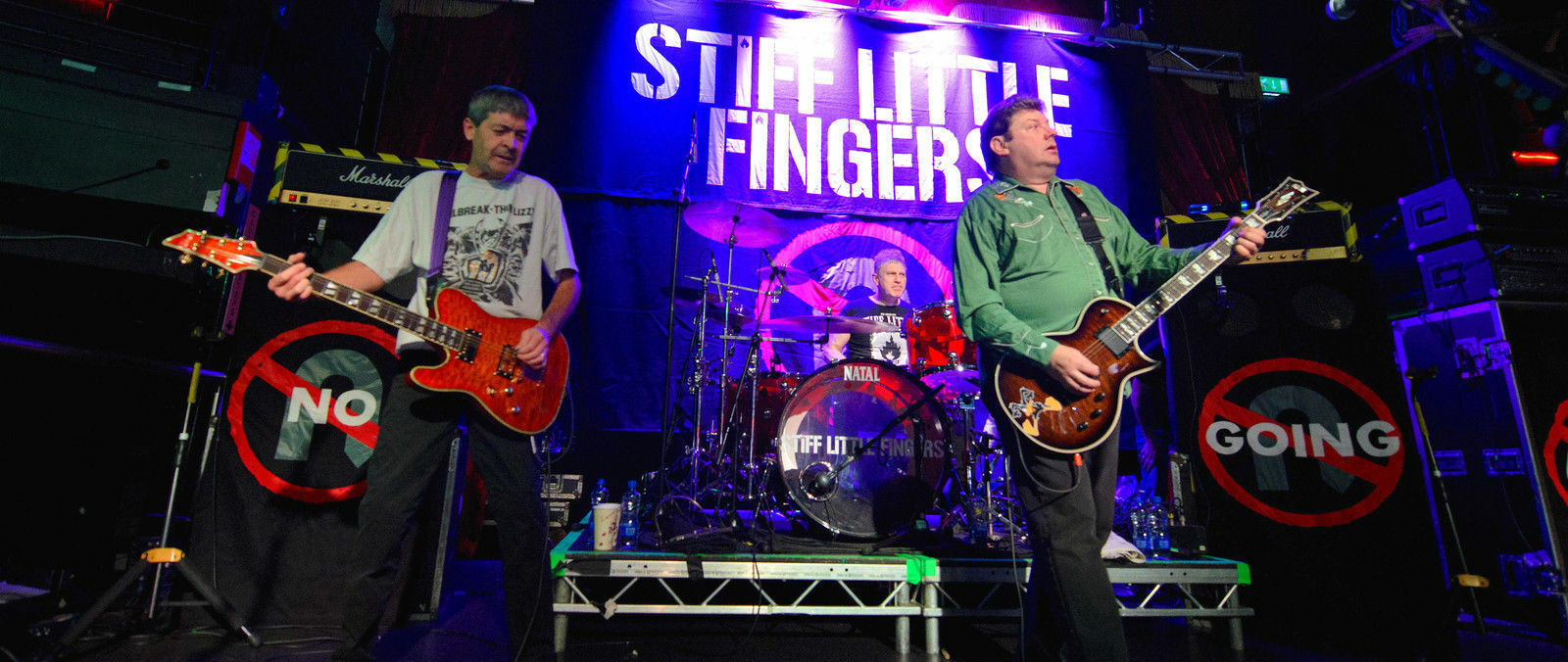 Stiff Little Fingers Tickets (21+ Event)
