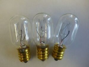 15 Watt Replacement Bulbs Fits Wall Plug In Scentsy