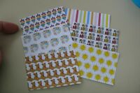 1/12th Dolls House - Wrapping Paper - Sg