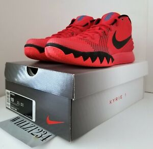 newest be03f a9f64 Details about VVNDS Nike Kyrie 1 Deceptive Red SIZE 10 RETRO  1,2,3,4,5,6,7,8,9,10,11