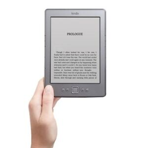 Details about Amazon Kindle (4th Gen ) 2GB, Wi-Fi, 6in - *VERY GOOD  CONDITION* ** FREE CASE**