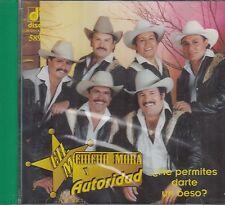 Chicho Mora Y Autoridad Me Permites Darte Un Beso CD New Nuevo Sealed