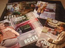 THE HOURS 4 Oscar ads for Best Pic, Nicole Kidman, Meryl Streep, Julianne Moore
