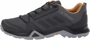 adidas-outdoor-Men-039-s-Terrex-AX3-Hiking-Boot-Grey-Five-Black-Mesa-Size-9-5-psMa